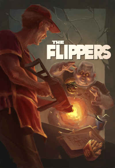 Cover of The Flippers